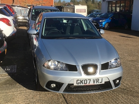 Ibiza 12V Reference Hatchback 1.2 Manual Petrol