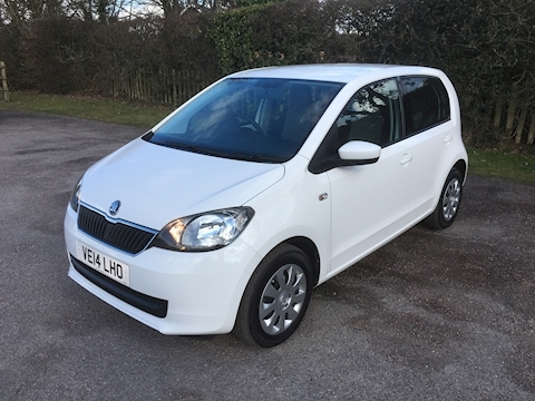Citigo Se 12V 1.0 5dr Hatchback Manual Petrol