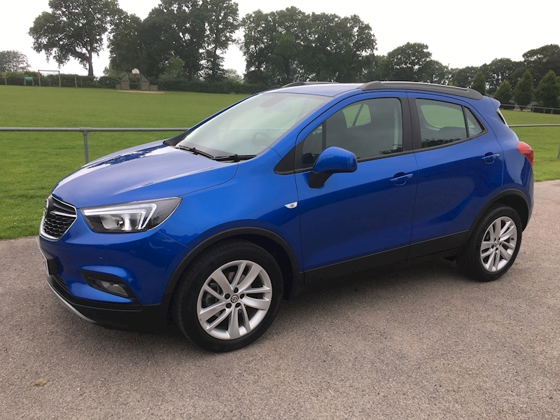 Mokka X Design Nav S/S Hatchback 1.4 Manual Petrol