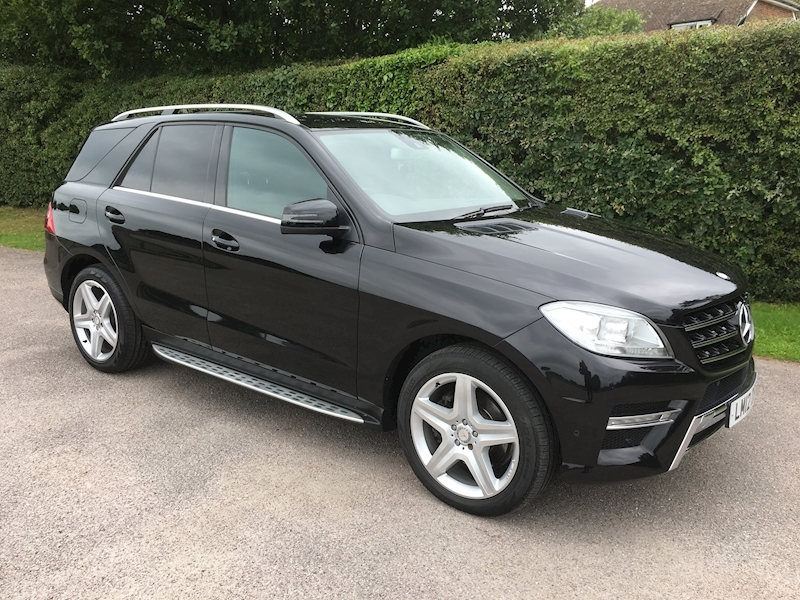 Mercedes M-Class Ml250 Bluetec Sport