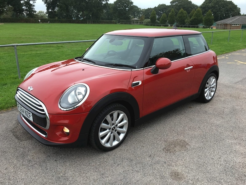 Mini Cooper 1.5 3dr Hatchback Automatic Petrol