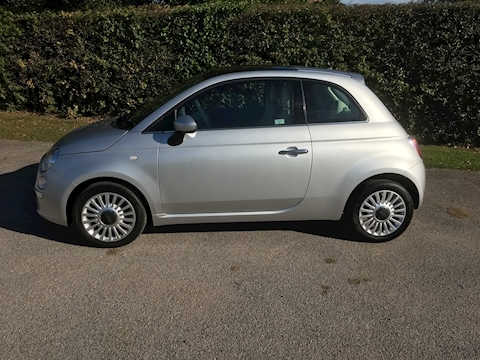 500 Lounge 1.2 3dr Hatchback Manual Petrol