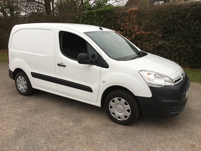 Berlingo 625 Enterprise Hdi L1 1.6 Panel Van Manual Diesel