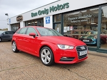 A3 TFSi 125 Sport 1.4 5dr Hatchback Manual Petrol