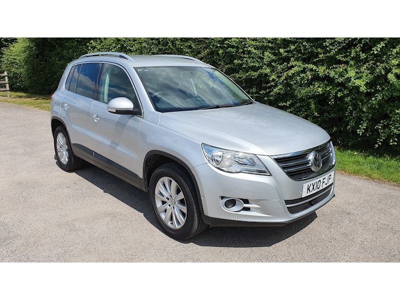 Tiguan Se Tdi 4Motion 2.0 5dr SUV Manual Diesel