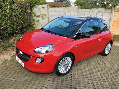 Adam Glam Hatchback 1.4 Manual Petrol