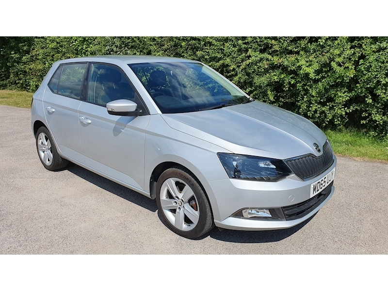 Fabia Se L Tsi Hatchback 1.2 Manual Petrol