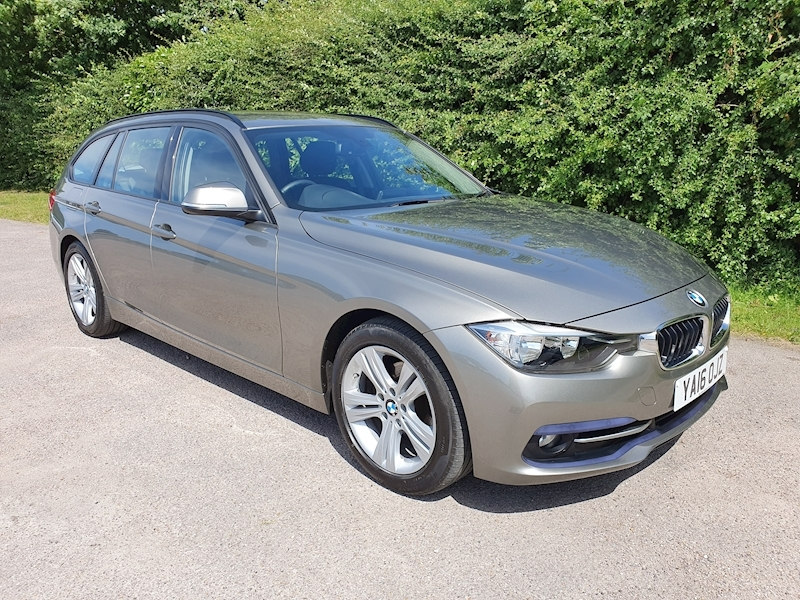 3 Series 320D Ed Sport Touring Estate 2.0 Manual Diesel