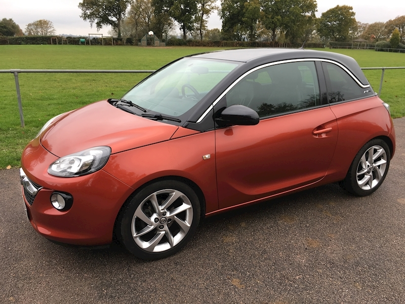 Vauxhall Adam Slam 100ps