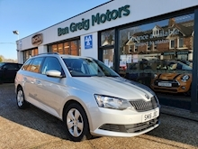 Fabia Se Tsi Estate 1.2 Manual Petrol