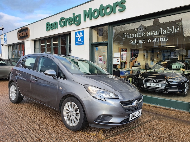 Corsa Se Nav Hatchback 1.4 Manual Petrol