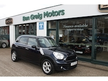 Mini Countryman One Hatchback 1.6 Manual Petrol