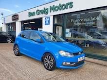 Polo Match Hatchback 1.2 Manual Petrol