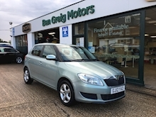 Fabia SE TSi 1.2 5dr Hatch Manual Petrol
