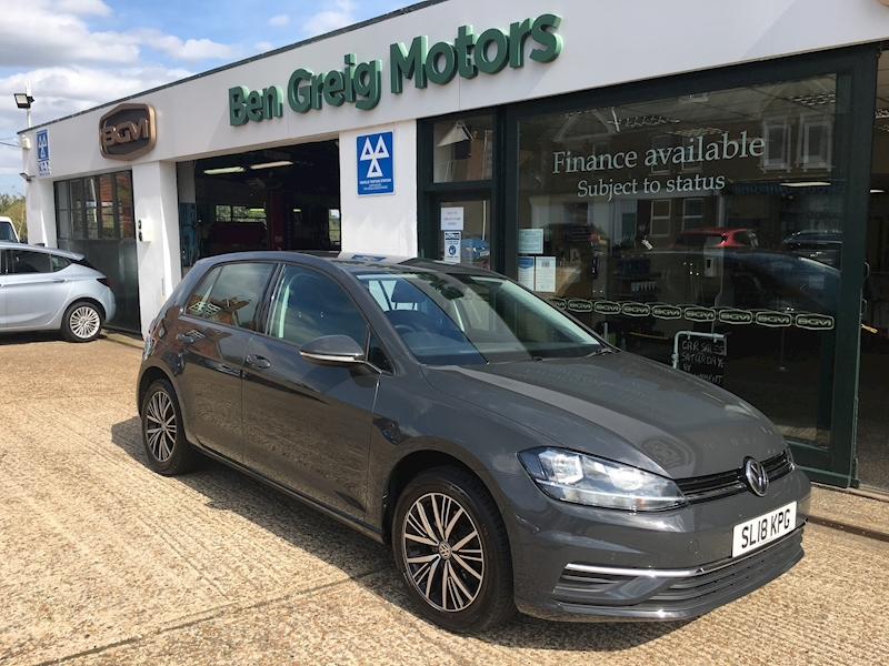 Golf SE Nav Hatchback 1.4 Manual Petrol