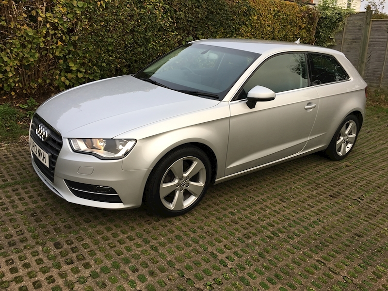 A3 TFSi Sport 140 1.4 3dr Hatchback Manual Petrol