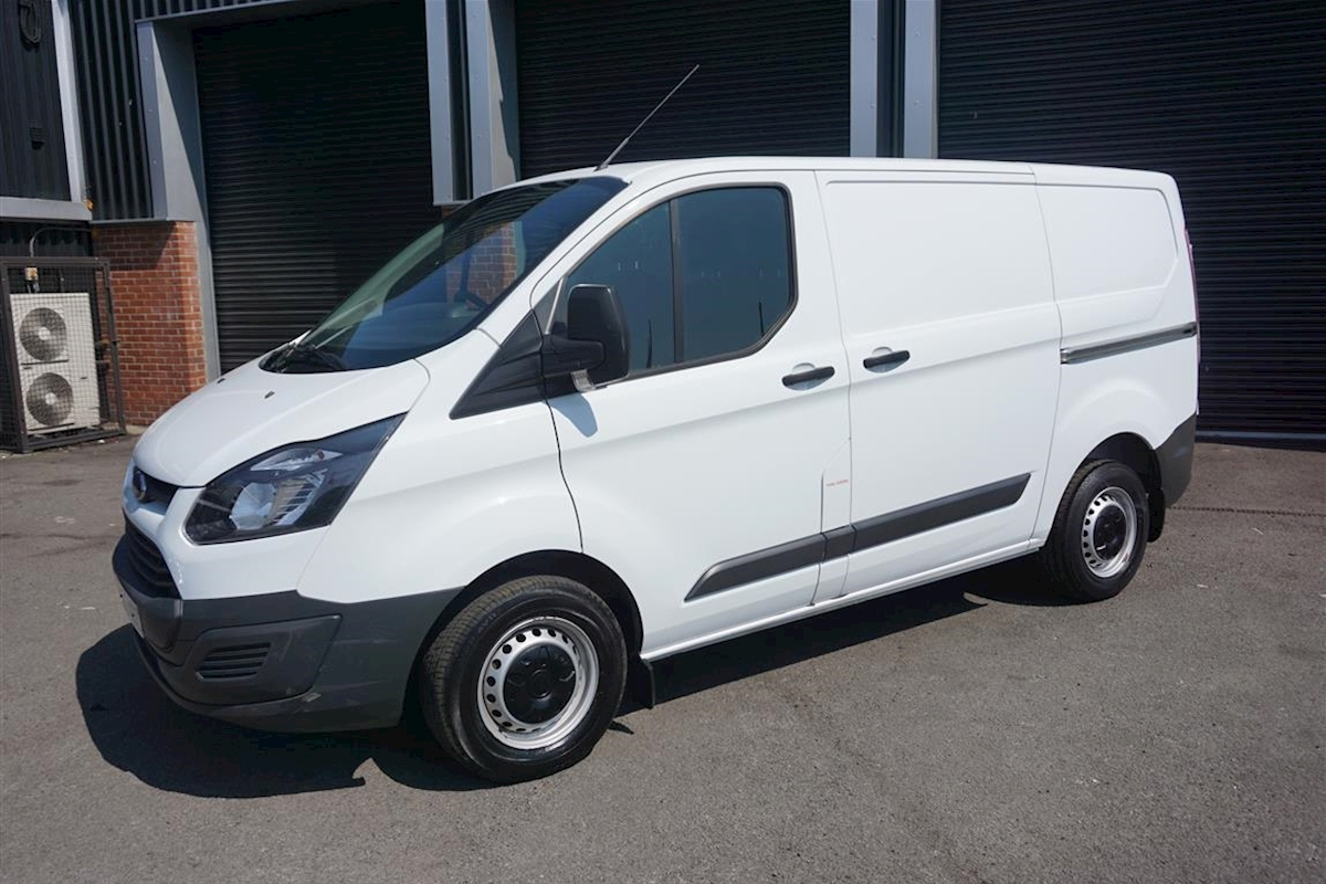 Ford Transit Custom 290 L1H1