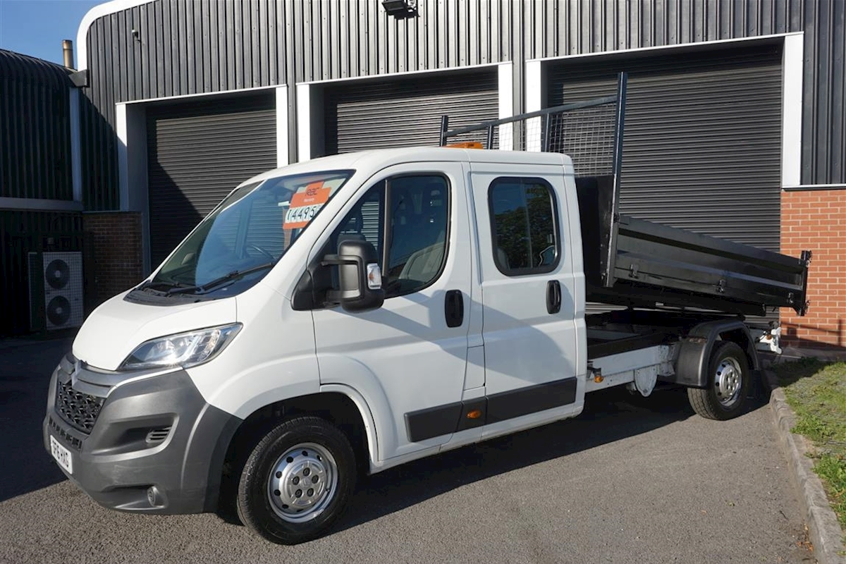 Citroen Relay 35 L3 2.2HDi Double Cab