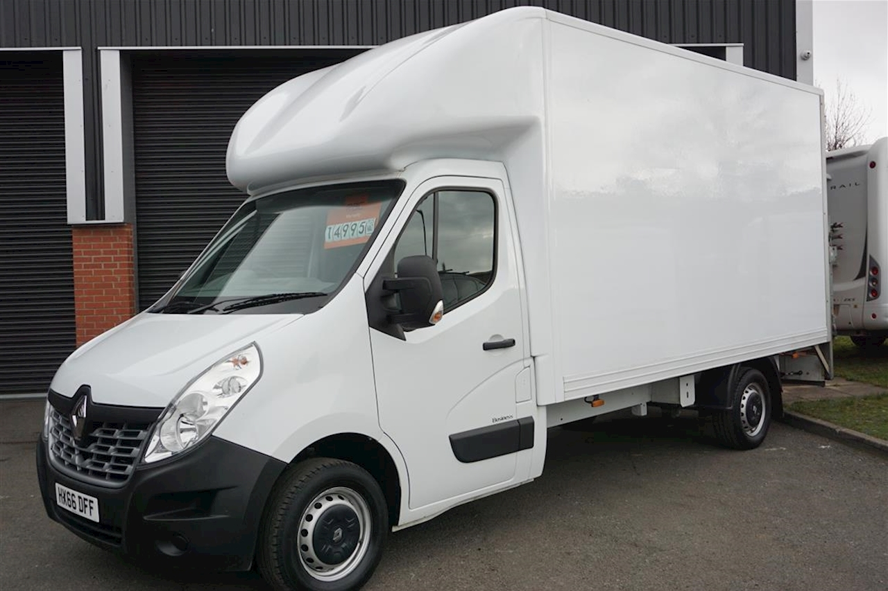 Renault Master LL35 Business 2.3DCi
