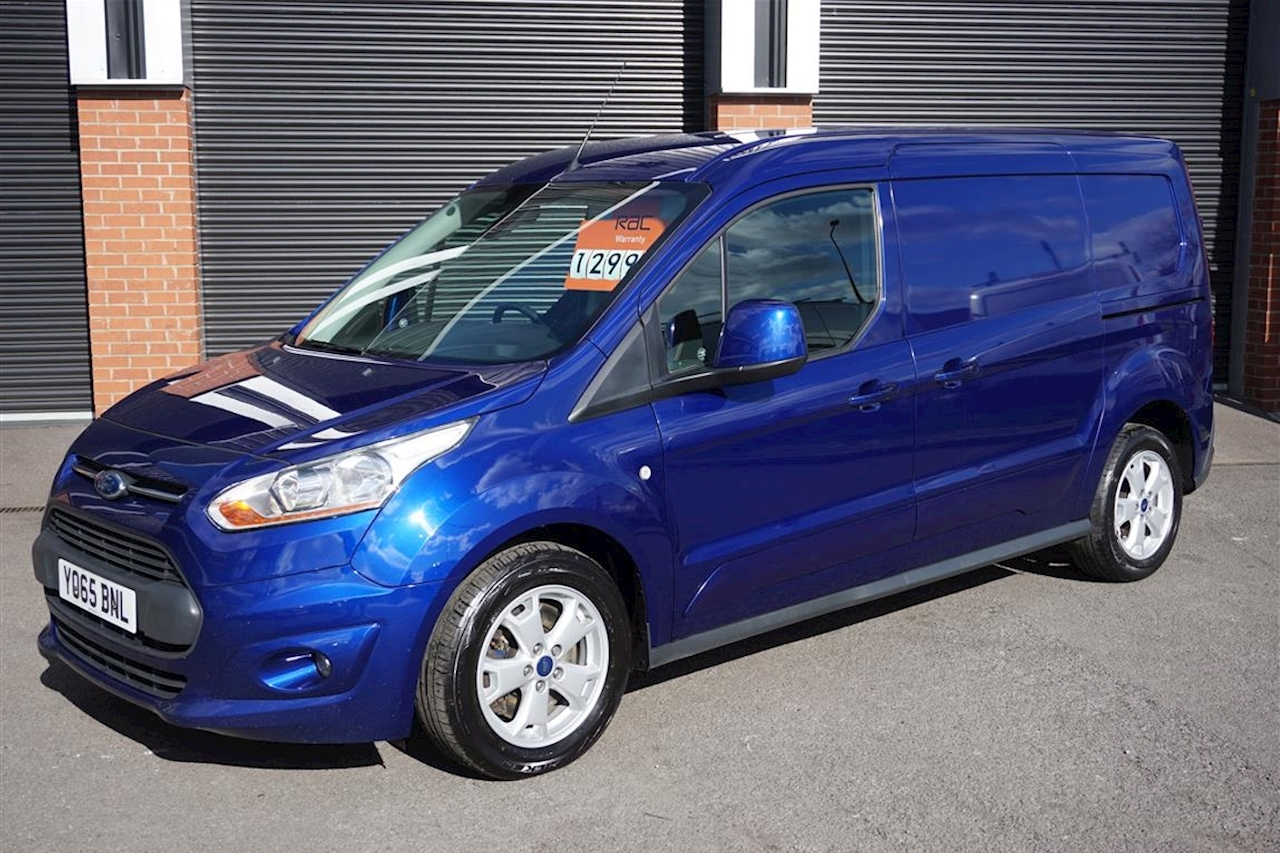 Ford Transit Connect 240 Limited