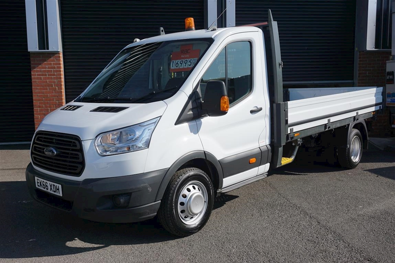 Ford Transit 350 LWB Single Cab