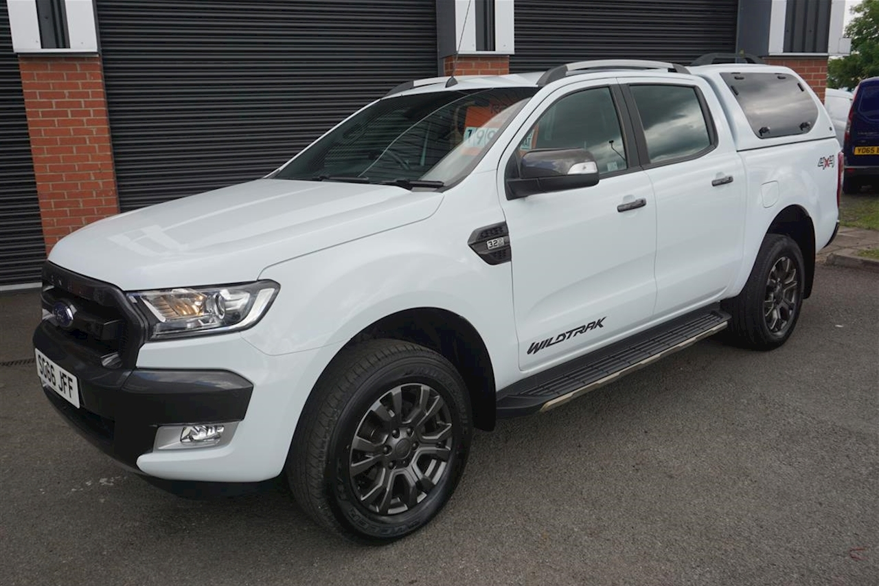 Ford Ranger Wildtrak 4X4 Double Cab TDCi
