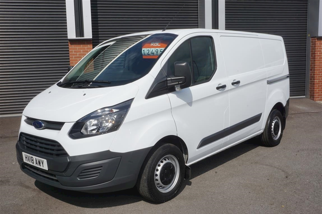 Ford Transit Custom 290