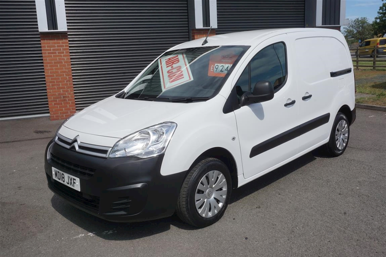 Citroen Berlingo 850 Enterprise L1 Bluehdi