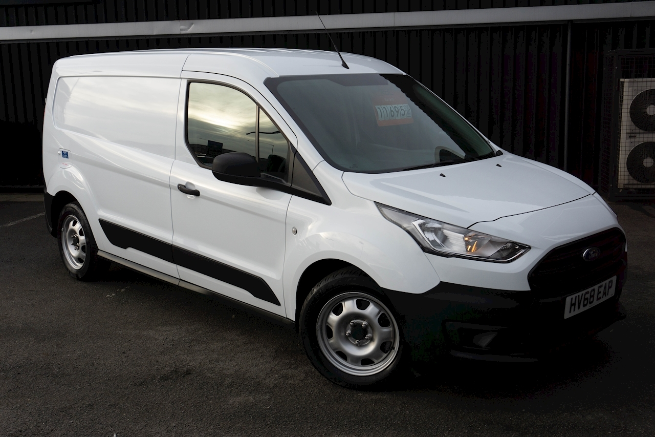 Ford Transit Connect 210 Base L2H1