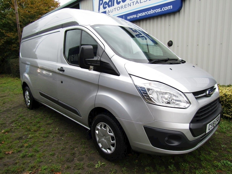 Ford Transit Custom 290 Trend Hr P/V