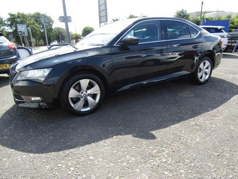 Skoda Superb Se Technology Tsi Dsg