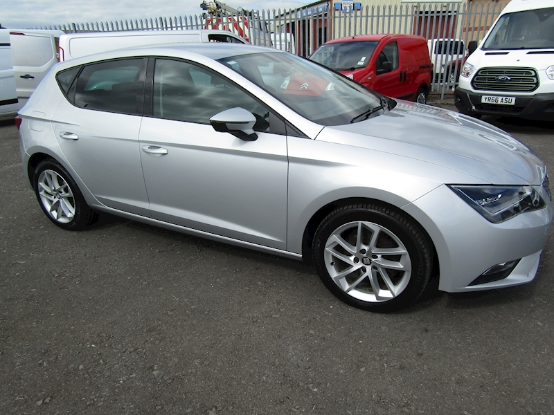 SEAT Leon SE Dynamic Technology
