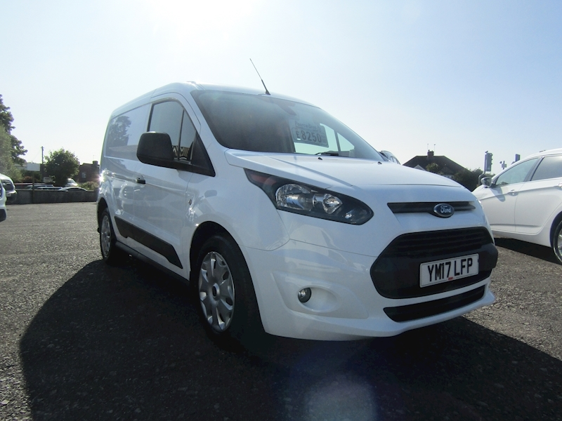 Ford Transit Connect Trend