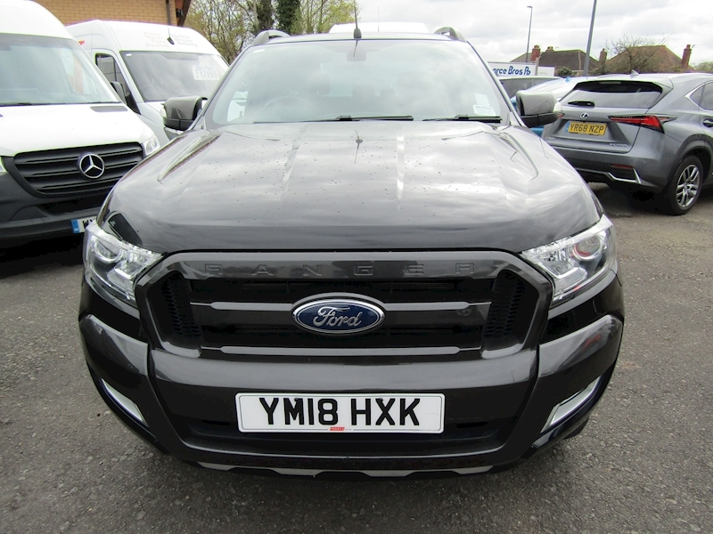 Ford Ranger TDCi Wildtrak