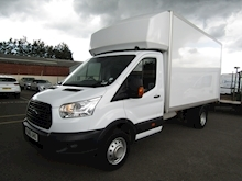 Ford Transit 350 EF LWB Luton 125ps - Thumb 2
