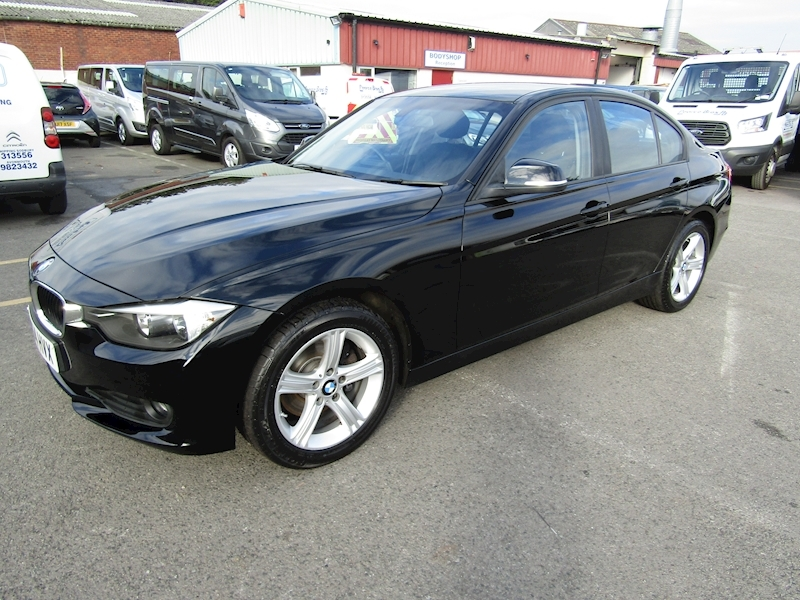 Bmw 3 Series 320D Xdrive Se