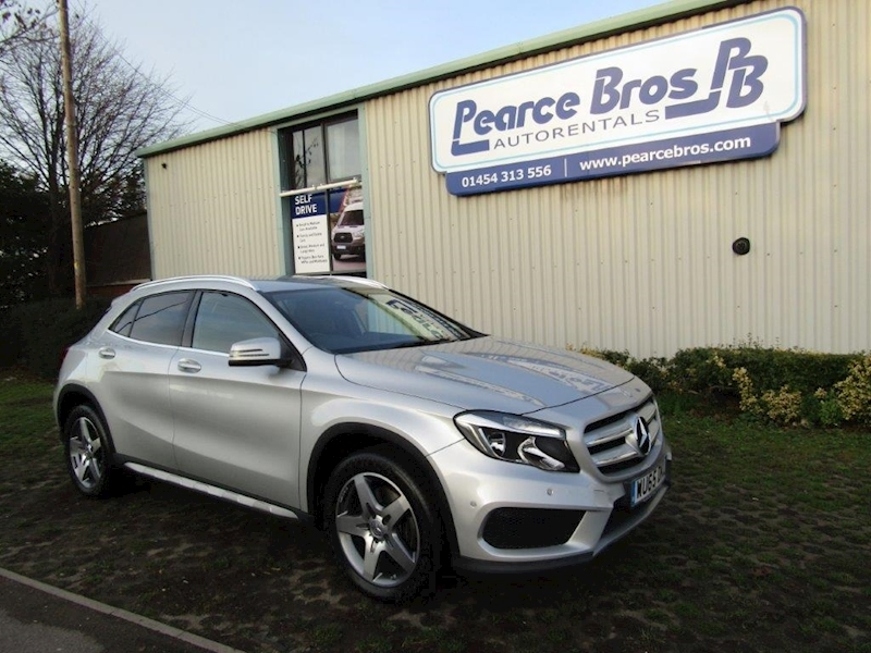 Mercedes-Benz Gla-Class Gla220 Cdi 4Matic Amg Line Executive