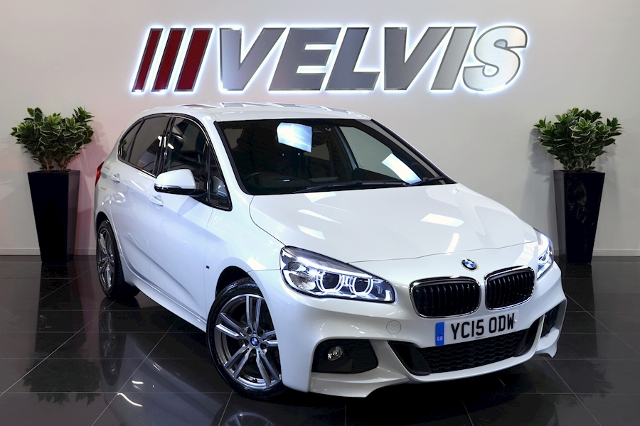 Bmw 2 Series 220I M Sport Active Tourer