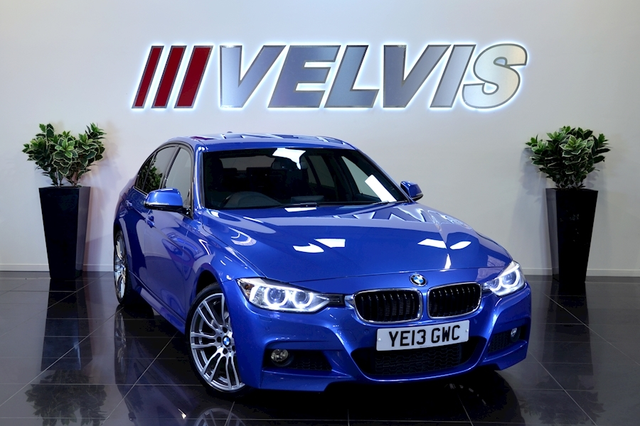 Bmw 3 Series 330D Xdrive M Sport