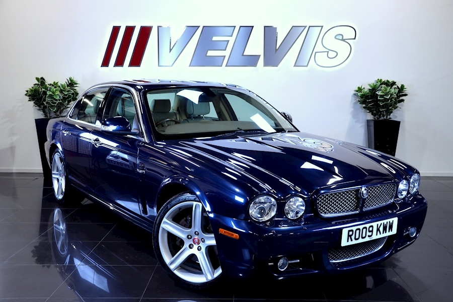 Jaguar Xj V8 Sovereign