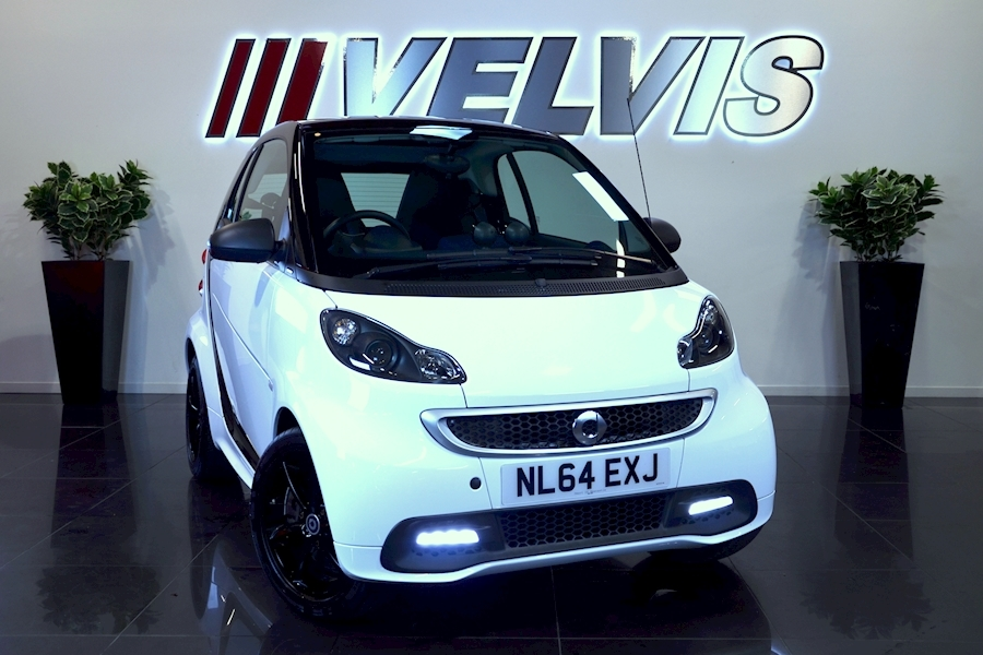 Smart Fortwo Coupe Grandstyle Edition