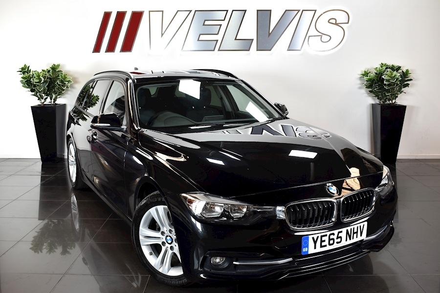 Bmw 3 Series 320D Ed Sport Touring