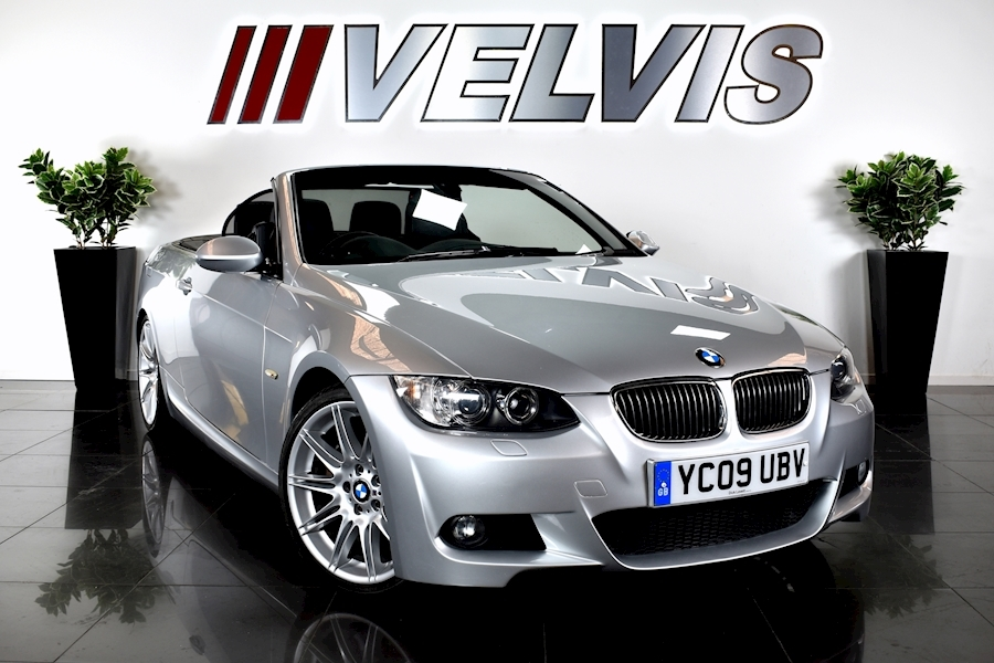 Bmw 3 Series 330D M Sport Highline