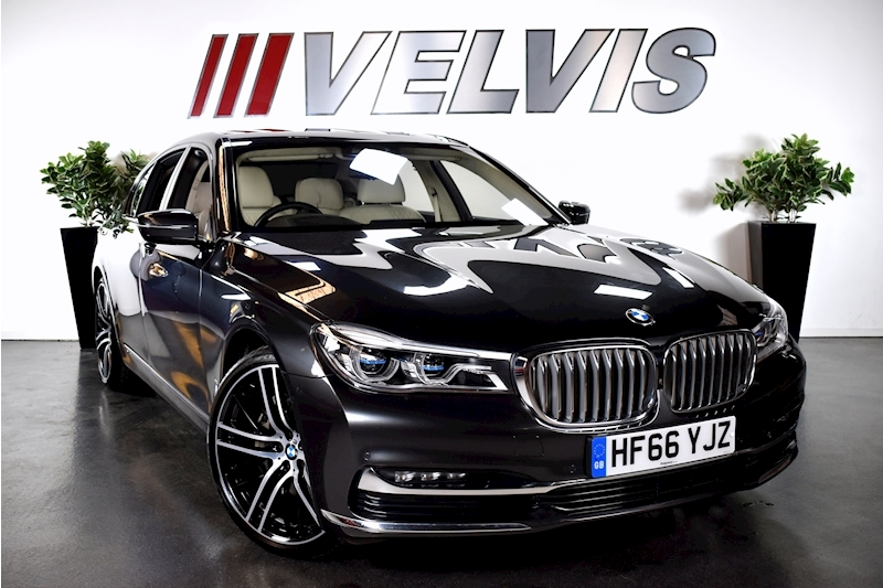 Bmw 7 Series 740D Xdrive Exclusive