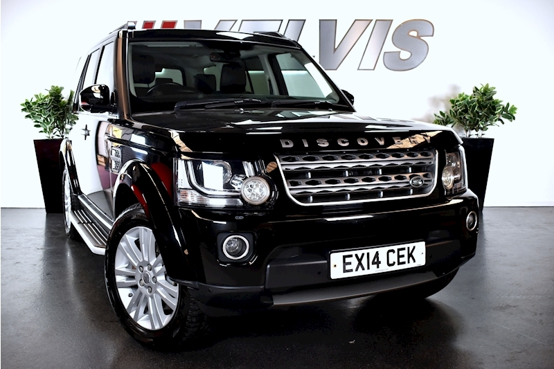 Land Rover Discovery Sdv6 Xs