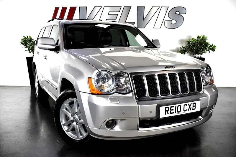 Jeep Grand Cherokee V6 Crd Overland Tech