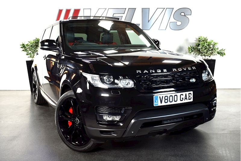 Land Rover Range Rover Sport V8 Autobiography Dynamic