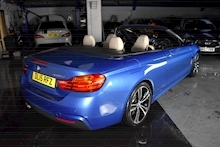 BMW 4 Series 3.0 435d xDrive M Sport Convertible - Thumb 9