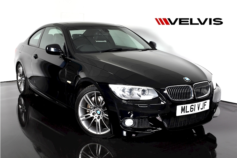 BMW 3 Series 335i M Sport Coupe