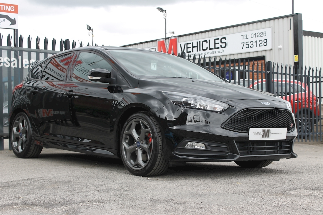 Ford Focus St-3 Tdci Hatchback 2.0 Manual Diesel